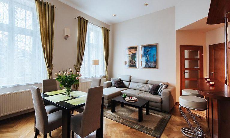 Apartamenty Echodom Dietla 35 Krakow